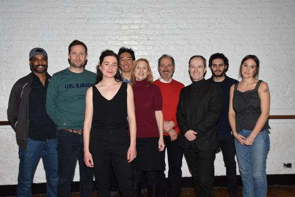 Wesli Spencer, Jonathan Forbes, Alice Marks, Tenzin Yeshi, Thia Stephan, Mark Torres, Andrew Sellon, Aria Shahghasemi and Eden Brolin