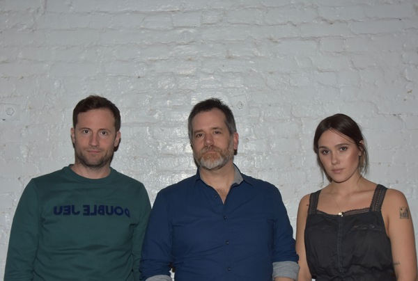 Jonathan Forbes, Sean Hagerty (Director) and Eden Brolin