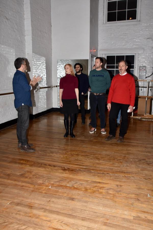 Sean Hagerty, Thia Stephan, Aria Shahghasemi, Jonathan Forbes and Mark Torres Photo