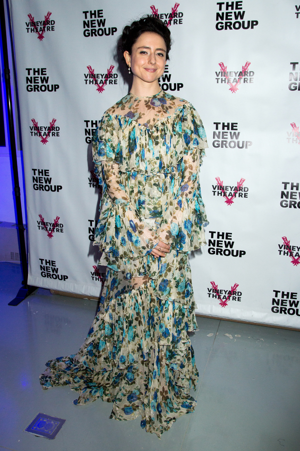 Photo Coverage: The New Group and Vineyard Theatre Celebrate Opening Night of DADDY