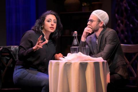BWW Review: THE WHO & THE WHAT at Marin Theatre Company - Pulitzer-Prize Winning Author Ayad Akhtar's Thought-Provoking Examination of Islamic Faith