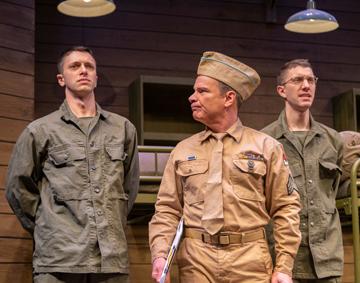 BWW Review: BILOXI BLUES REDUX at New Theatre Restaurant