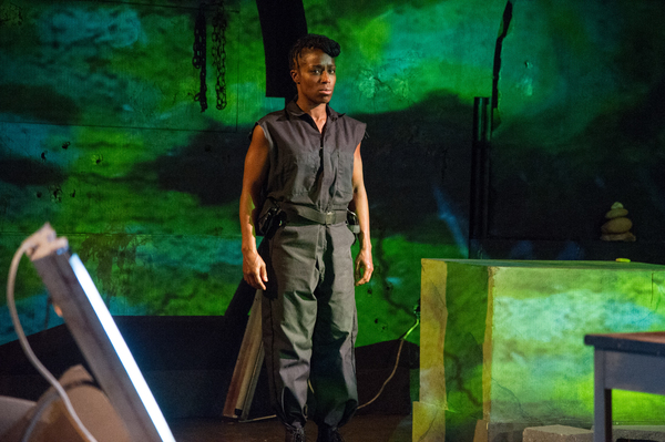 Photo Flash: First Look At MASTERPIECES OF THE ORAL AND INTANGIBLE HERITAGE OF HUMANITY At Signature Theatre
