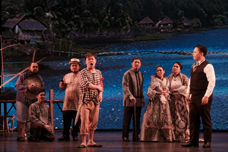 PHOTOS: Get a First Look at NOLI ME TANGERE, THE OPERA 2019!