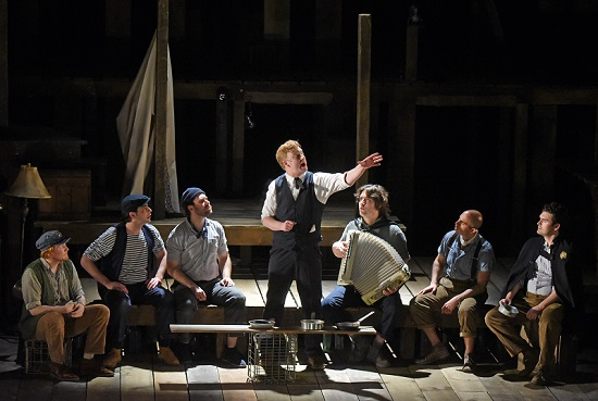 BWW Review: THE OLD MAN AND THE OLD MOON Takes an Epic Journey at The Wallis