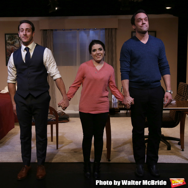 Photo Coverage: Inside Opening Night of the World Premiere of FIERCELY INDEPENDENT At Soho Playhouse