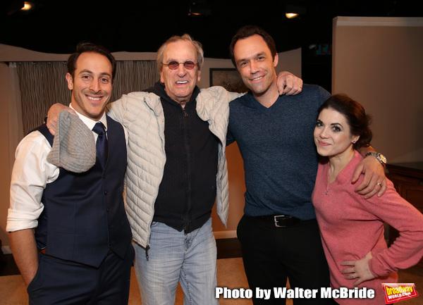 Jordan Sobel, Danny Aiello, Christopher M. Smith and Caitlin Gallogly