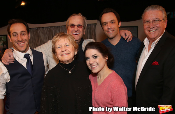 Jordan Sobel, Danny Aiello, Kathleen K. Johnson, Caitlin Gallogly, Christopher M. Smith and Michael J. Guccione
