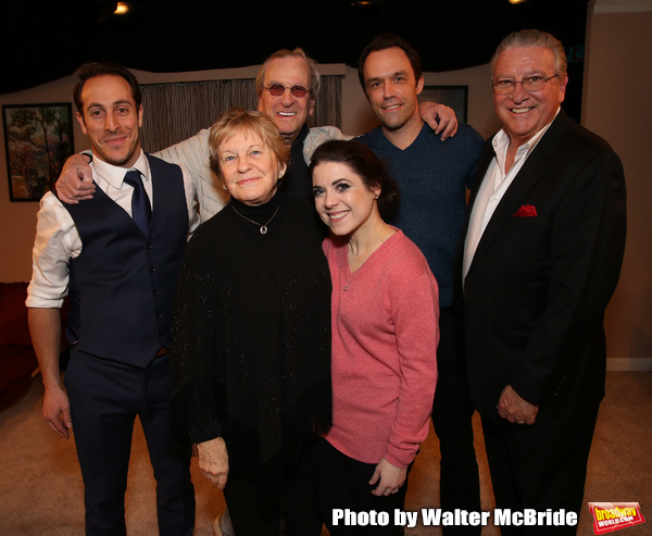 Jordan Sobel, Danny Aiello, Kathleen K. Johnson, Caitlin Gallogly, Christopher M. Smi Photo