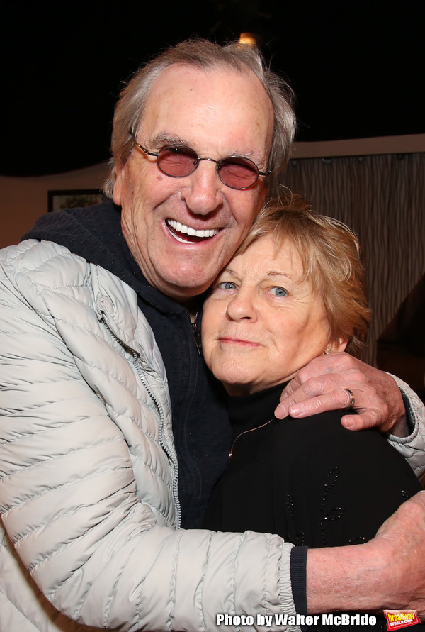 Danny Aiello and Kathleen K. Johnson Photo