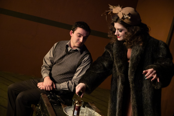 Photo Coverage: First look at Little Theatre Off Broadway's CABARET