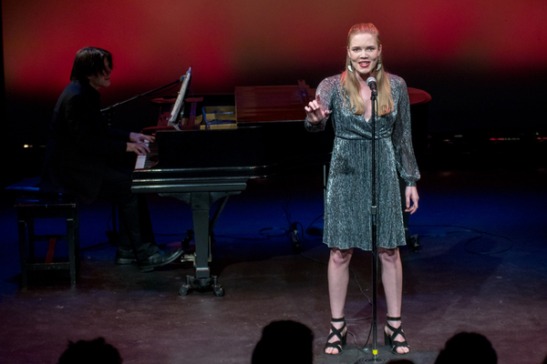 Emerson Mae Smith with Eric Svejcar at piano