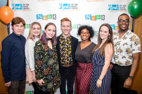 Photo Flash: Inside NEO 13: A Concert Celebration Of Emerging Musical Theatre Writers