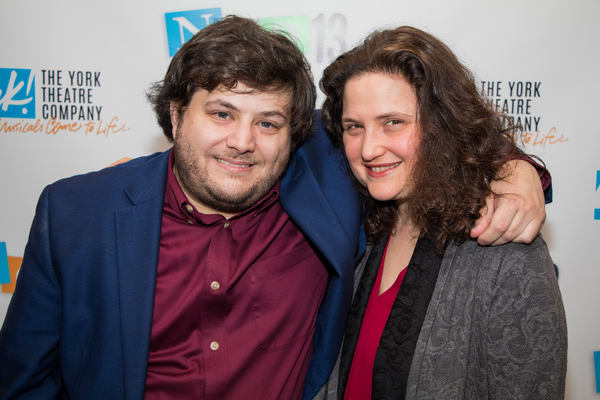 Seth Christenfeld (curator/producer), Annette Jolles (director) Photo