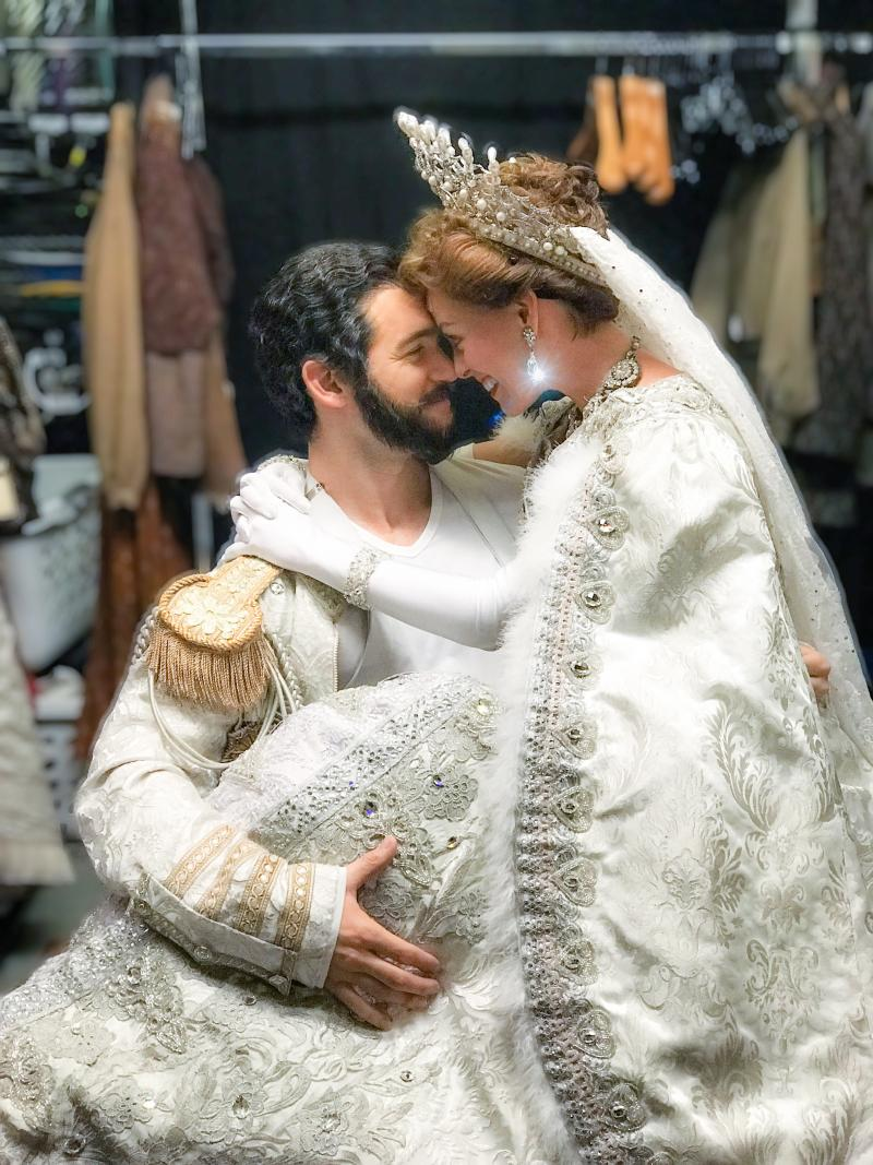 BWW Interview: Constantine Germanacos Gets Ready to Say 'Dasvidaniya' to Three Years of ANASTASIA