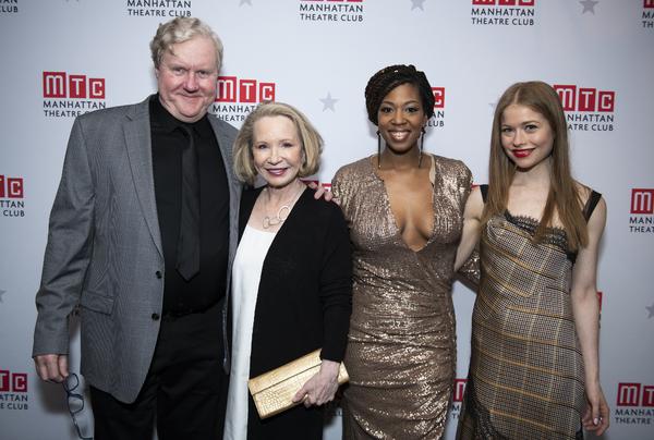Dan Daily, Debra Jo Rupp, Marinda Anderson, Genevieve Angelson Photo