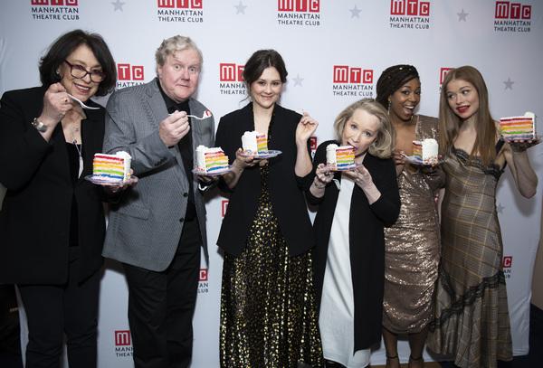 Photo Flash: MTC's THE CAKE Celebrates Opening Night