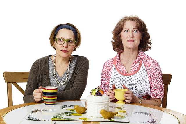 BWW Previews: THE ROOMMATE SHOWCASES THE COMICAL MISMATCH OF TWO WOMEN OF AN EVOCATIVE AGE at American Stage