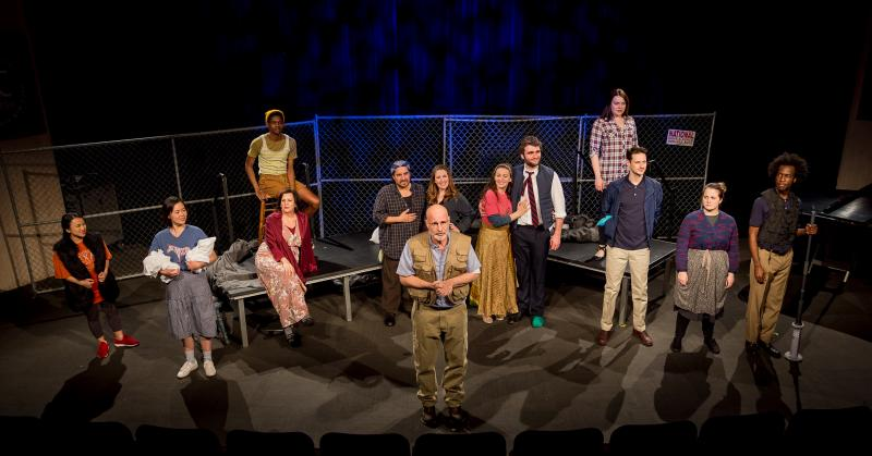 BWW Review: Brooklyn's Theater 2020 Makes its Way Into the Woods