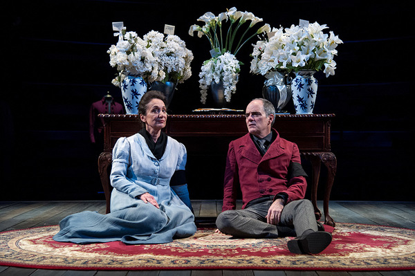 Photo Flash:  Get A First Look At JQA at Arena Stage
