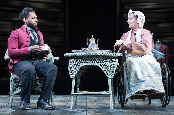 Photos:  Get A First Look At JQA at Arena Stage