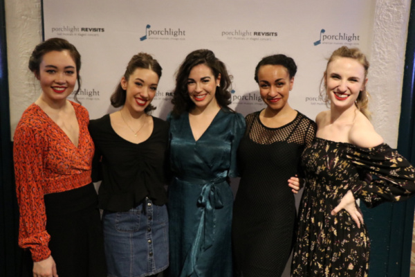 Photo Flash: Porchlight Music Theatre's CAN-CAN Celebrates Opening Night