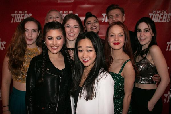 Celeste Rose, Zoe Jensen, Caroline Lellouche, Kaitlyn Frank, Cathy Ang, MiMi Scardull Photo