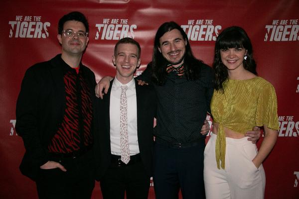 Michael Bello, Patrick Sulken, S. Asher Gelman, Katherine Roarty Photo