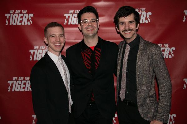 Patrick Sulken, Michael Bello, Matthew Aument Photo