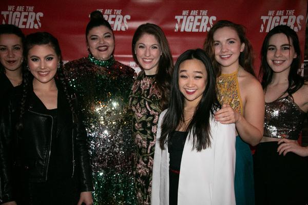 Sydney Parra, Zoe Jensen, MiMi Scardulla, Kaitlyn Frank, Cathy Ang, Celeste Rose, Jen Photo