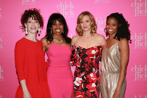 Photo Coverage: The Ladies of CHICK FLICK Celebrate Opening Night!