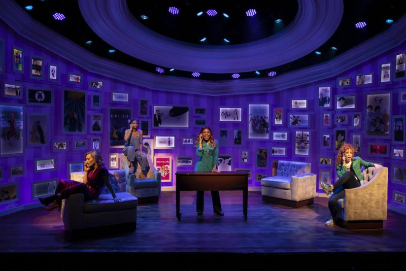 BWW Review: Suzy Conn's CHICK FLICK, THE MUSICAL Celebrates Friendships and Film Fantasies