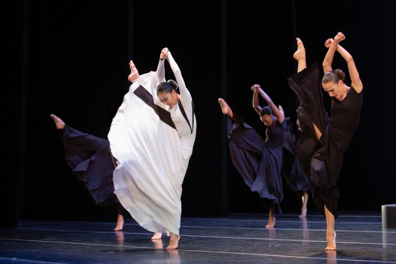 BWW Review: MARTHA GRAHAM'S LEGACY CONTINUES, MORE RELEVANT THAN EVER at The Soraya