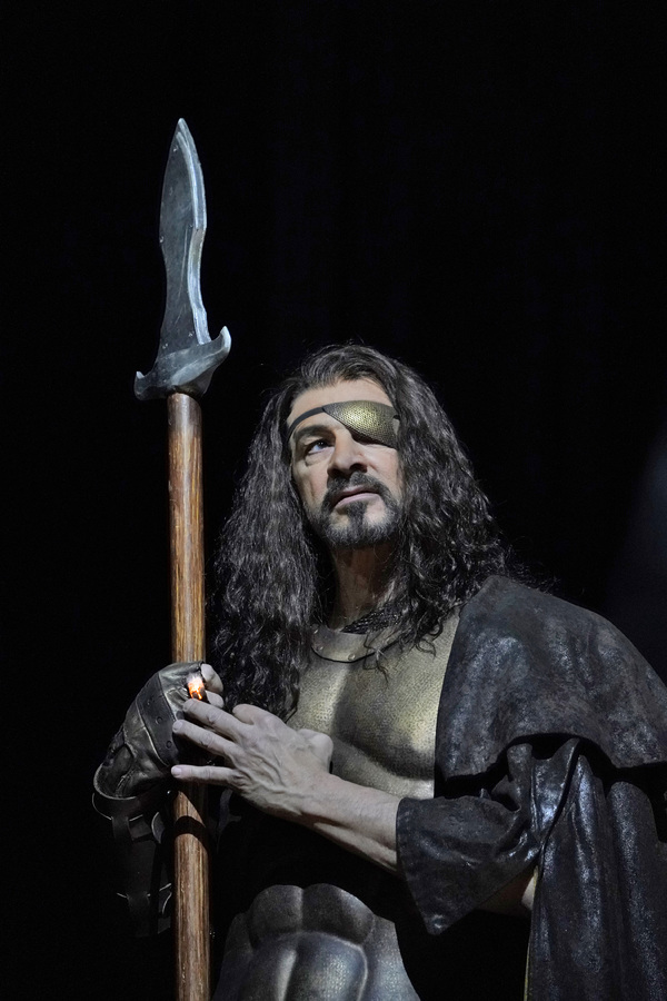 Photo Flash: Get A First Look At DAS RHEINGOLD at The Met