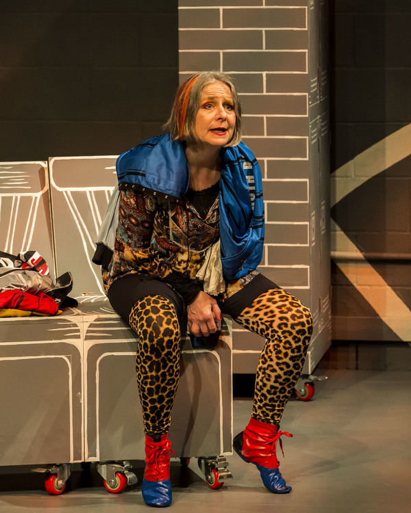 Photo Flash: First Look at Center Theatre Group's FOR THE LOVE OF (OR, THE ROLLER DERBY PLAY)