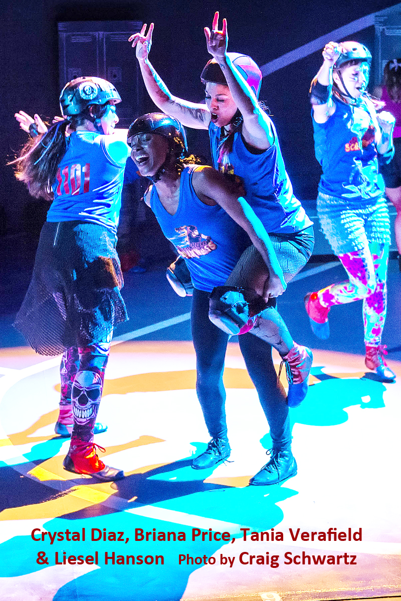 BWW Interview: Sound Designer Gilly Moon Sounds Off on Her LOVE OF ROLLER DERBY