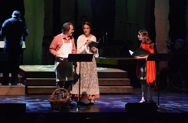 Jim Stanek, Melissa Errico and Ayla Schwartz