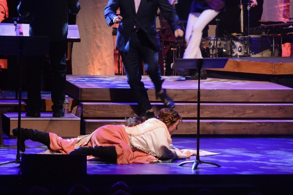Photo Coverage: Alice Ripley, Ali Ewoldt, and More in INTO THE WOODS In Concert at The Patchogue Theatre