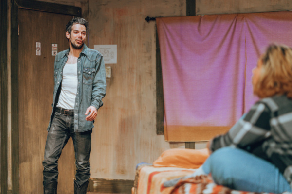 Photo Flash: First Look at The Classics Theatre Project's FOOL FOR LOVE