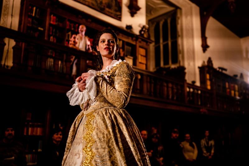 BWW Review: Spellbinding Multi-Sensory CONFECTION at Folger Theatre
