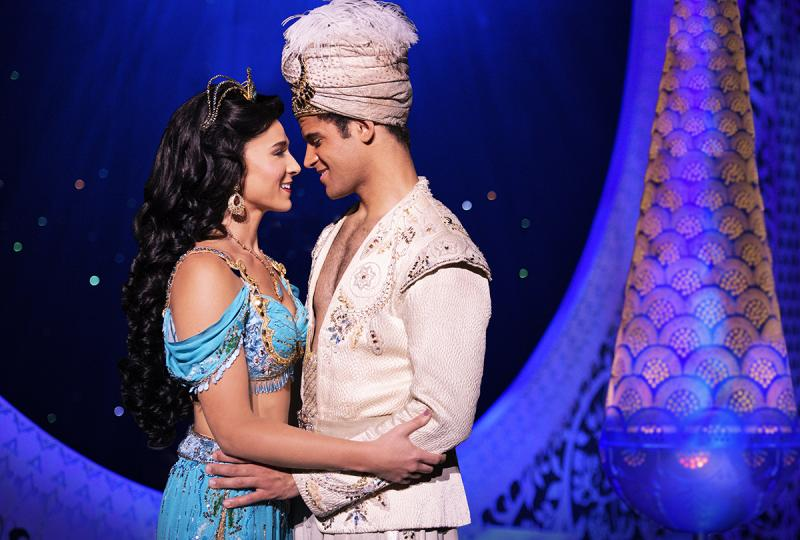 BWW Interview: We Play 20 Questions with ALADDIN's Clinton Greenspan