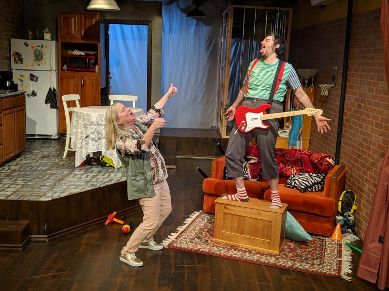 BWW Review: MAP Theatre Releases the Beast with TREVOR