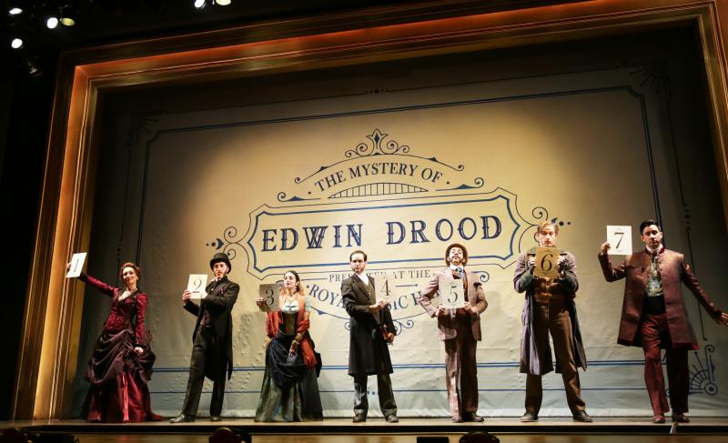 BWW Review: THE MYSTERY OF EDWIN DROOD at Connecticut Repertory Theatre
