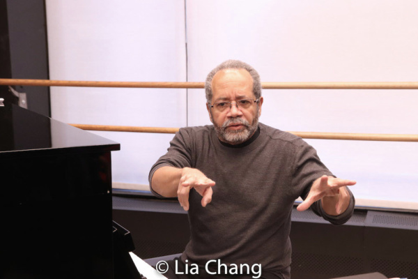Photo Flash: Nat Adderley, Jr. Joins NJPAC And Crossroads Theatre Co-production Of SOPHISTICATED LADIES As Musical Director