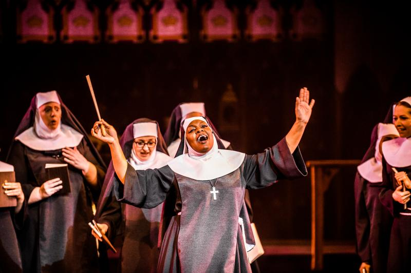 BWW Review: Singing the Praises of Orpheus' Production of SISTER ACT in Ottawa at the Meridian Theatres @ Centrepointe