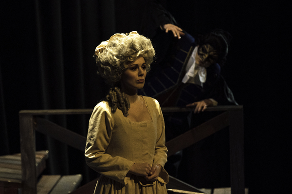 Photo Flash: First Look at THE REVOLUTIONISTS at Bainbridge Performing Arts