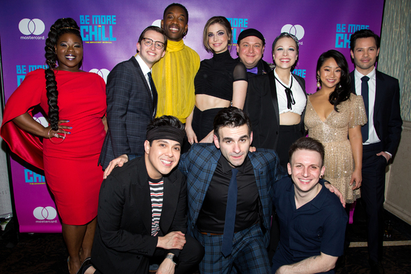 Tiffany Mann, Will Roland, George Salazar, Britton Smith, Katlyn Carlson, Joe Iconis, Jason SweetTooth Williams, Lauren Marcus, Gerard Canonico, Stephanie Hsu, Jason Tam