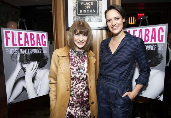 Photo Flash: FLEABAG Celebrates Opening Night