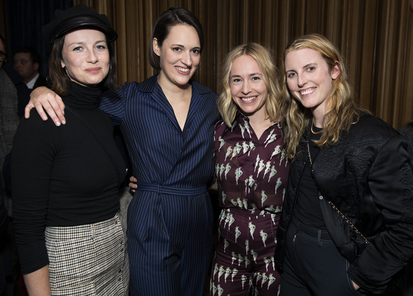 Caitriona Balfe, Phoebe Waller-Bridge, Sarah Goldberg, Diana Irvine Photo