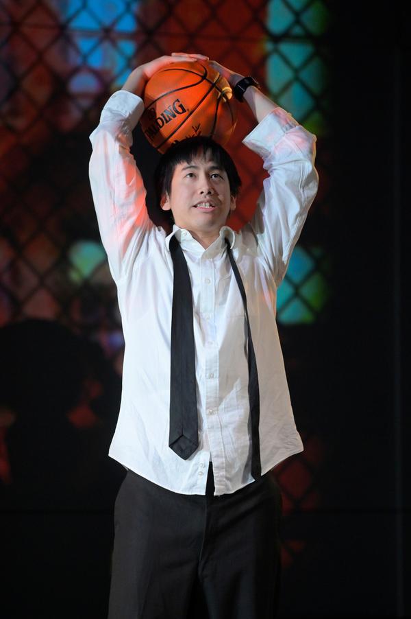 Tim Liu. Photo Credit: Kevin Berne